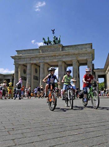 Moverse por Berlin
