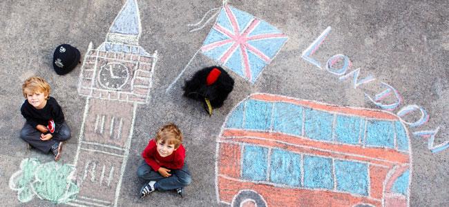 Viaje a Londres con niños. Guia turística de Londres para la familia