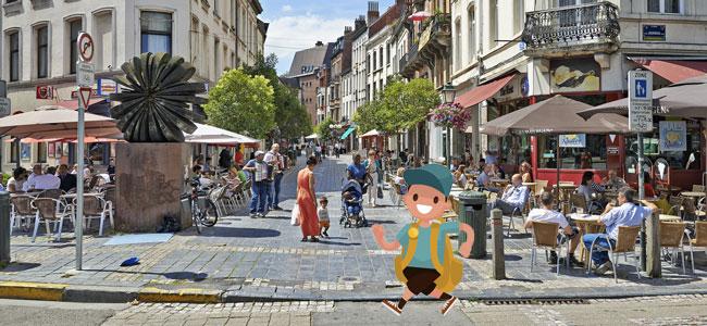 Ideas de restaurantes en Bruselas para la familia
