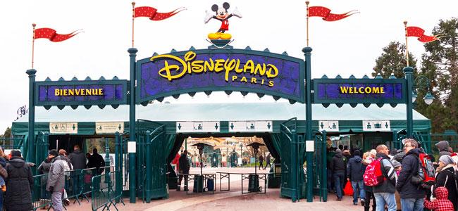 Disneyland Paris con niños