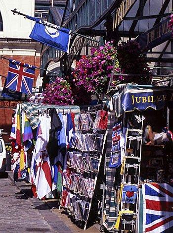 Tiendas de Londres