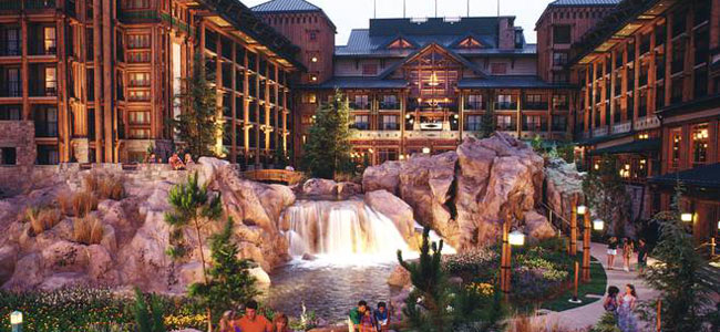 Los mejores hoteles del mundo para viajar con niños: Disney