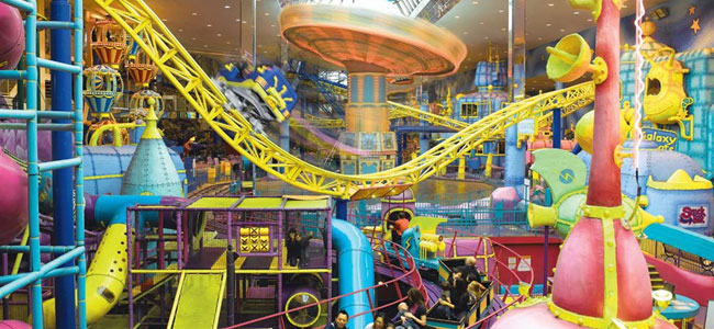 Los mejores hoteles del mundo para viajar con niños: Fantasyland