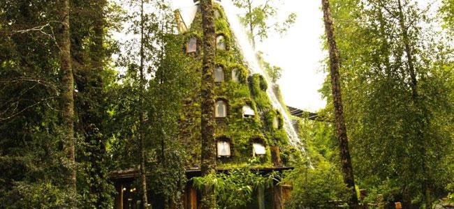 Los mejores hoteles del mundo para viajar con niños: la montaña mágica