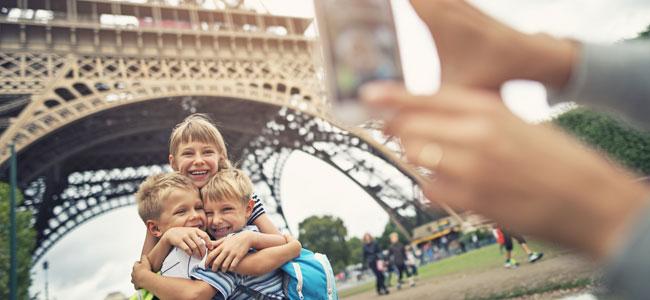 Paris con niños. Guía sobre qué ver y visitar en Paris