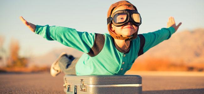 Los beneficios de viajar con los niños