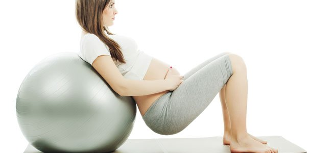 Cómo aliviar las molestias de la espalda durante el embarazo