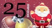 villancico 25 de diciembre