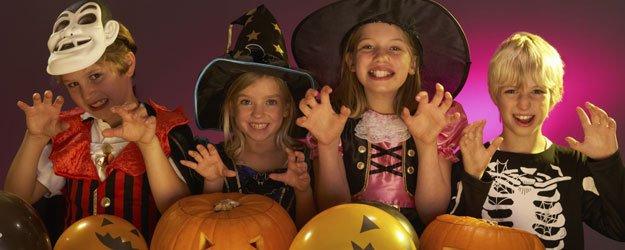 Dulces de hallowen